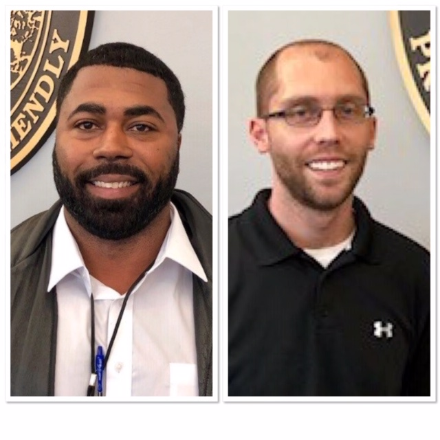 Chris Pettit and Brian Harris have been named new Fort Mill assistant town manager and public works director, respectively.