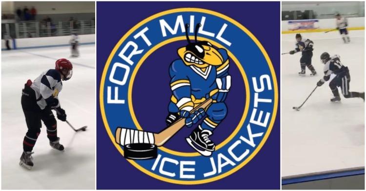 Fort Mill hockey image