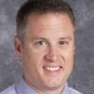 A headshot photo of newly named Banks Trail Middle School Principal Marc Pyrc